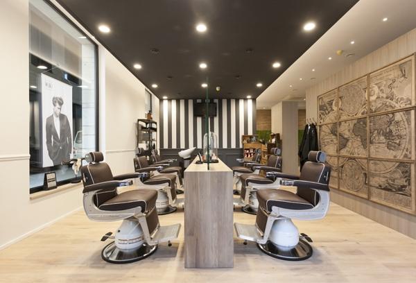 Nouveau Salon & Barbershop à Dudelange