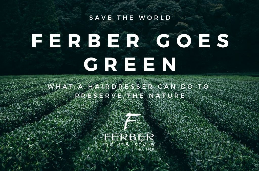 Ferber goes green