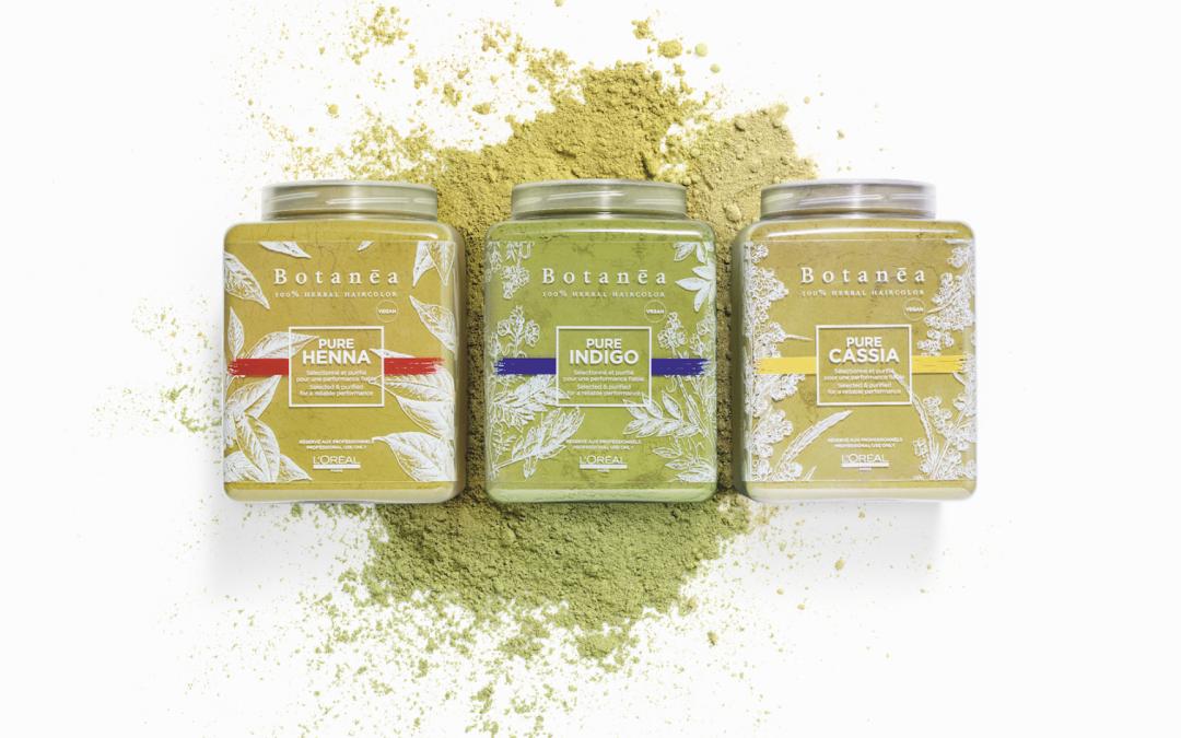 Botanéa – nouvelle coloration 100% végétale et végane
