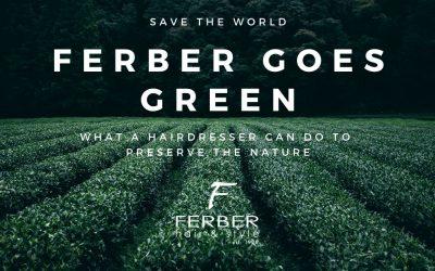 Ferber goes green